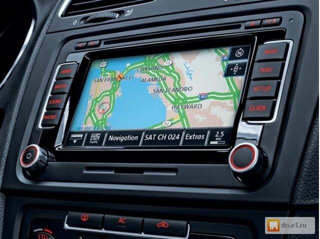 как обновить встроенный навигатор в машине киа