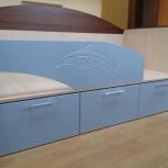 Кровать с ящиками Дельфин, Екатеринбург