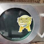 Микроволновая печь Samsung - Хорошее. сост. Доставка возможна, Екатеринбург