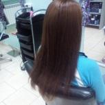 Наращивание волос, ресниц, кератиновое выпрямление, detox, буст ап, Екатеринбург