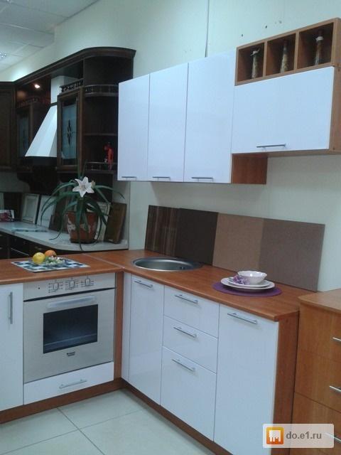 кухонный гарнитур выставочный образец екатеринбург