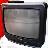 Телевизор GoldStar -54 см. Изобр. хорошее -Доставка, Екатеринбург