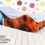 Кровать детская Мишка Топтыгин, Екатеринбург