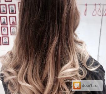 яркое окрашивание волос в екатеринбурге