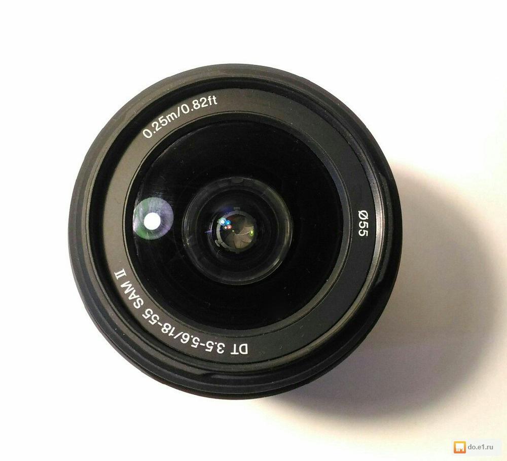 инструкция к фотоаппарату сони а58