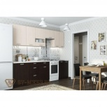 Кухня гарнитур Розалия 2,2 м, Екатеринбург