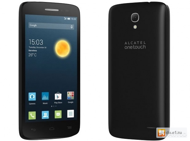 Alcatel One Touch Pop 2 Инструкция