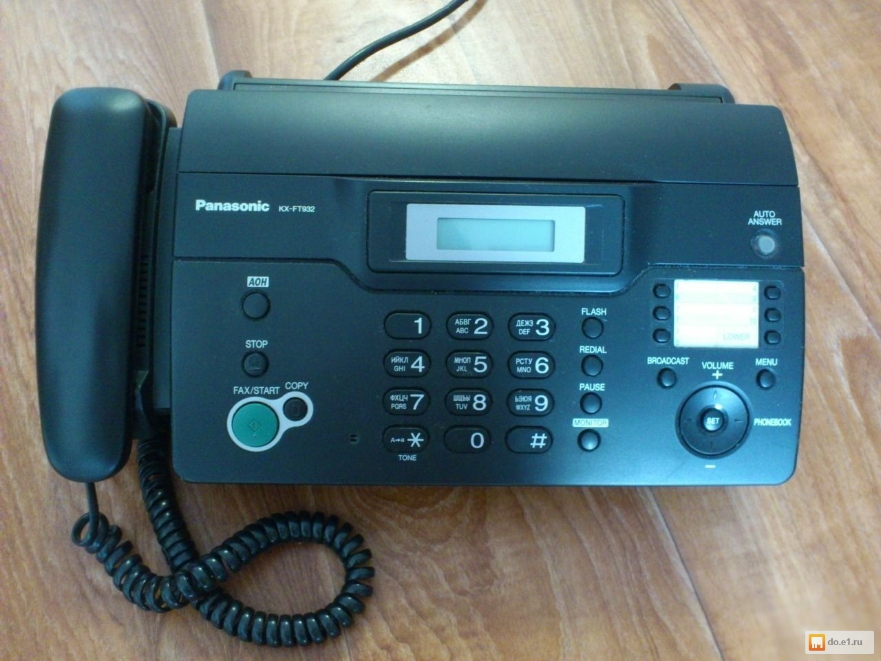 инструкция по эксплуатации canon fax l220