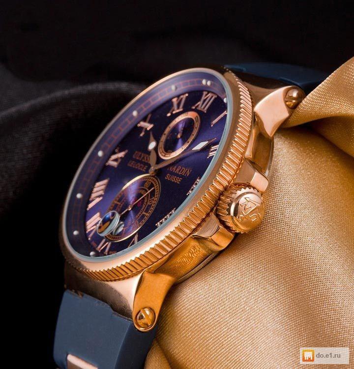 Купить часы Юлис копия / Часы Ulysse копия по