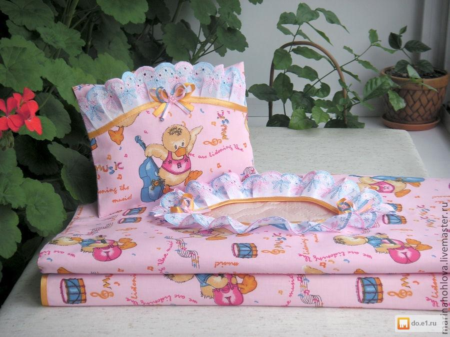 Сшить куклу на кровать
