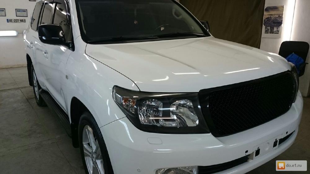 защитные покрытия кузова автомобиля в спб цена