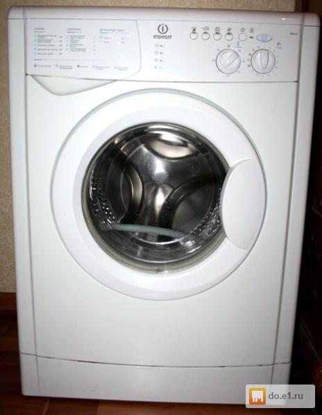 стиральная машина индезит wiun 103 инструкция отзывы