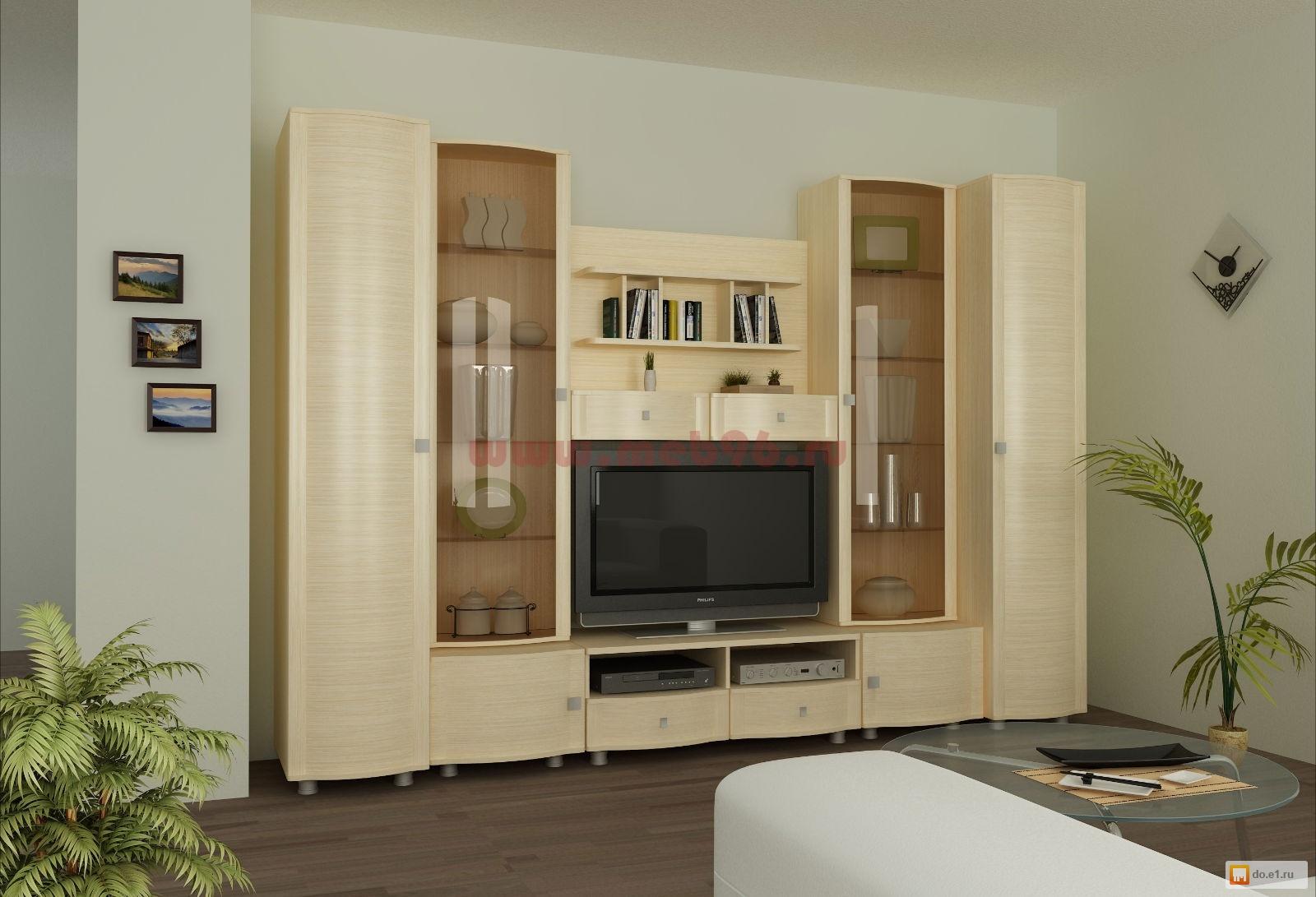 Мебель Для Гостиной Оливия Фото