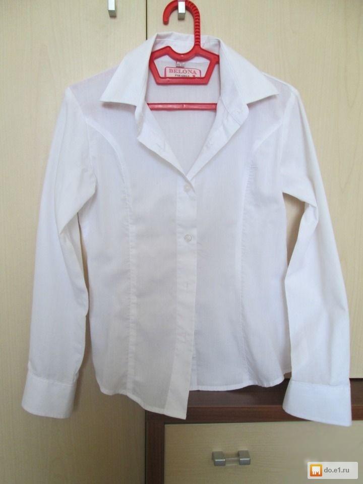 Блузки для первоклассницы