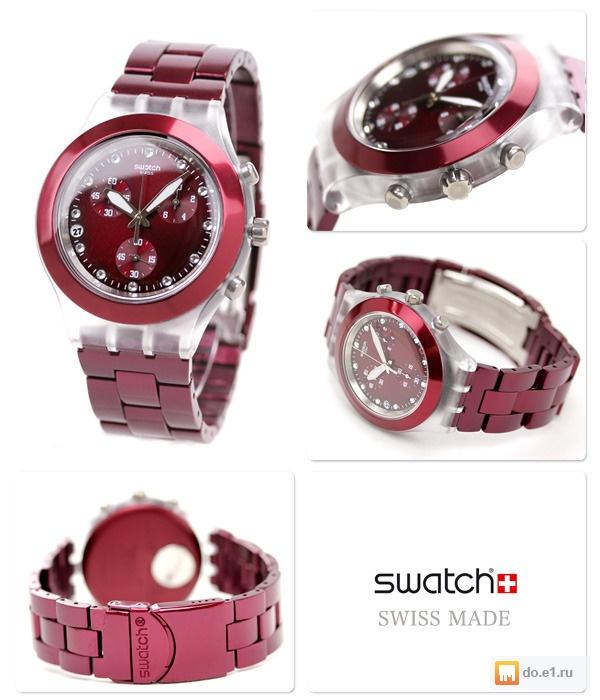 Часы SWATCH новые коллекции в - tiuru