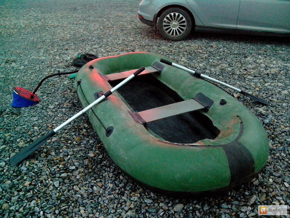 мотор для лодки вега