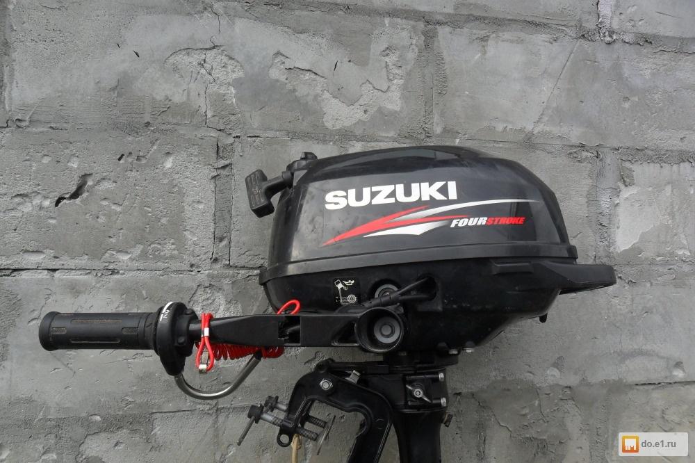 стоимость четырехтактные лодочные моторы suzuki 2.5 л.с