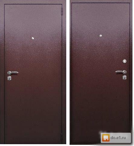 установка металлических дверей марьино