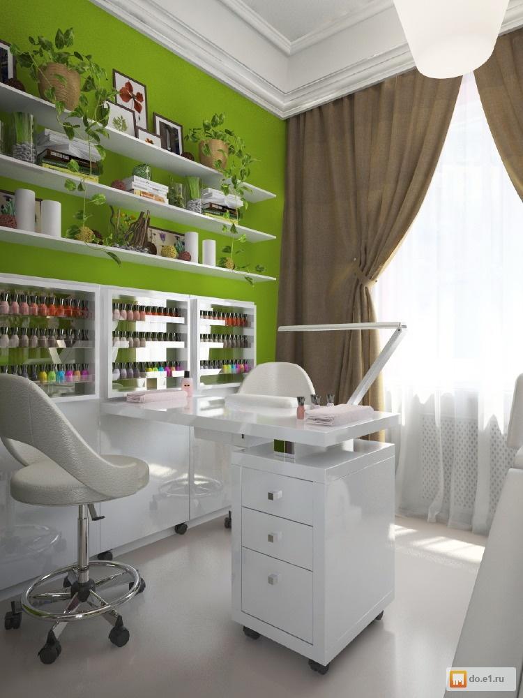 Дизайны кабинетов для маникюра