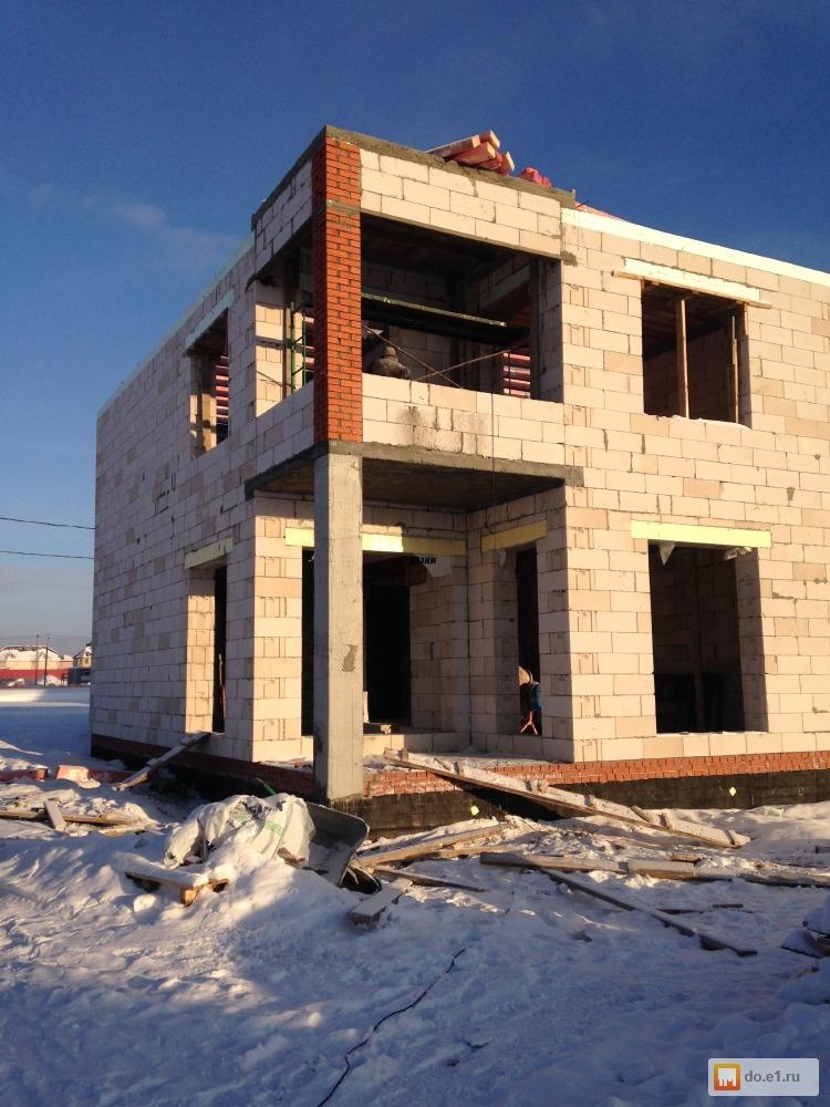 Дом своими руками без опыта строительства из бруса фото