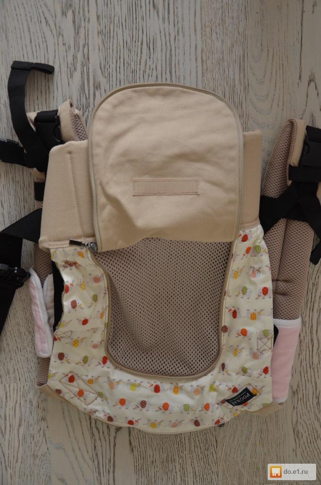 Как сшить эргономичный рюкзак переноску 19