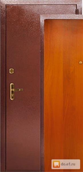 стальные сейф двери эконом класса