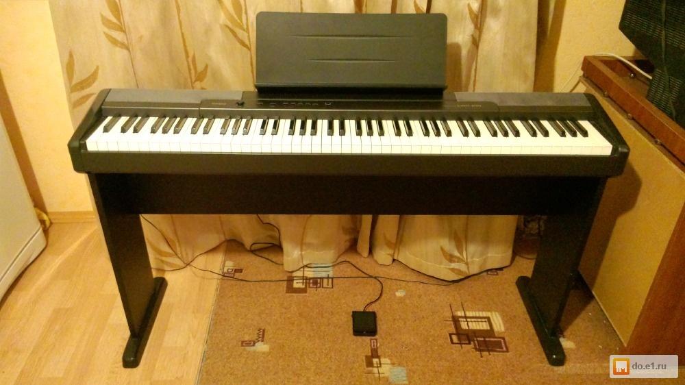 Цифровое пианино CASIO CDP-100 купить в интернет
