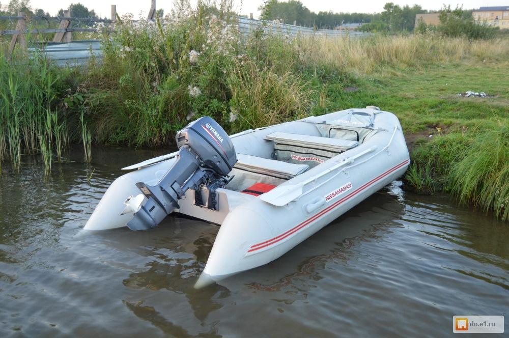 лодка ниссамаран 360 торнадо фото