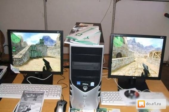 Как сделать один рабочий стол на двух компьютерах