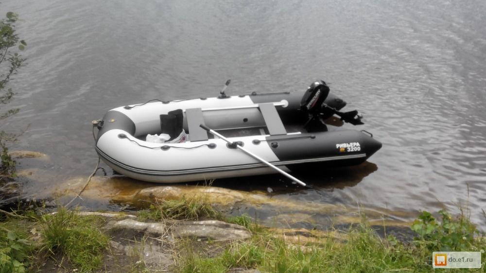 видео лодка ривьера 3020