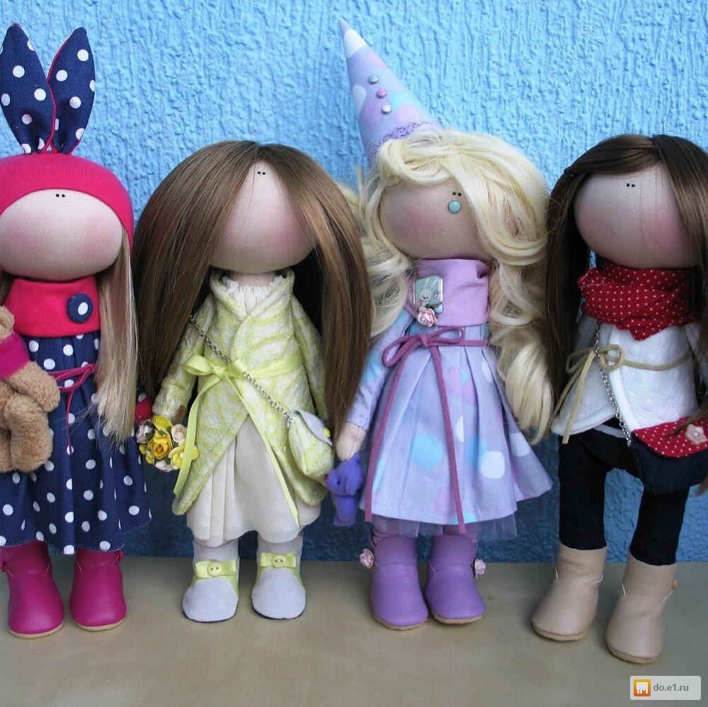 Как научиться сшить куклы 94