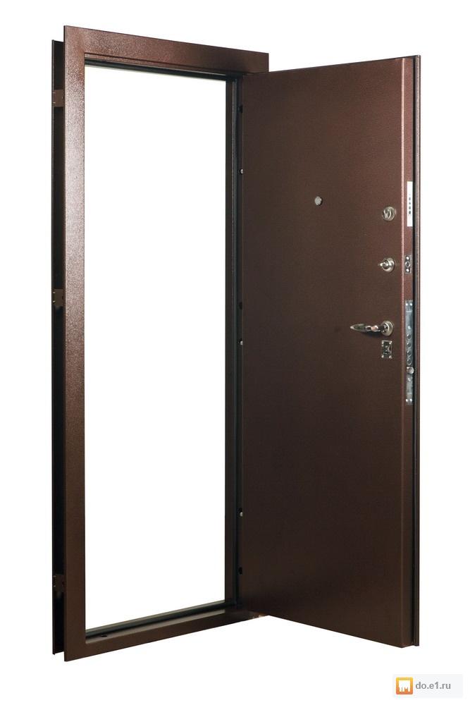 входная сейф дверь металлическая цена