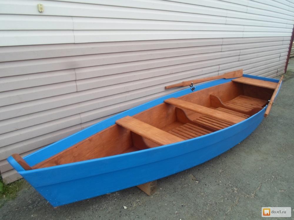как делаются деревянные лодки