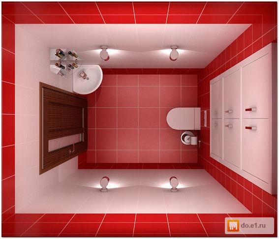 Фото туалетных комнат в квартирах