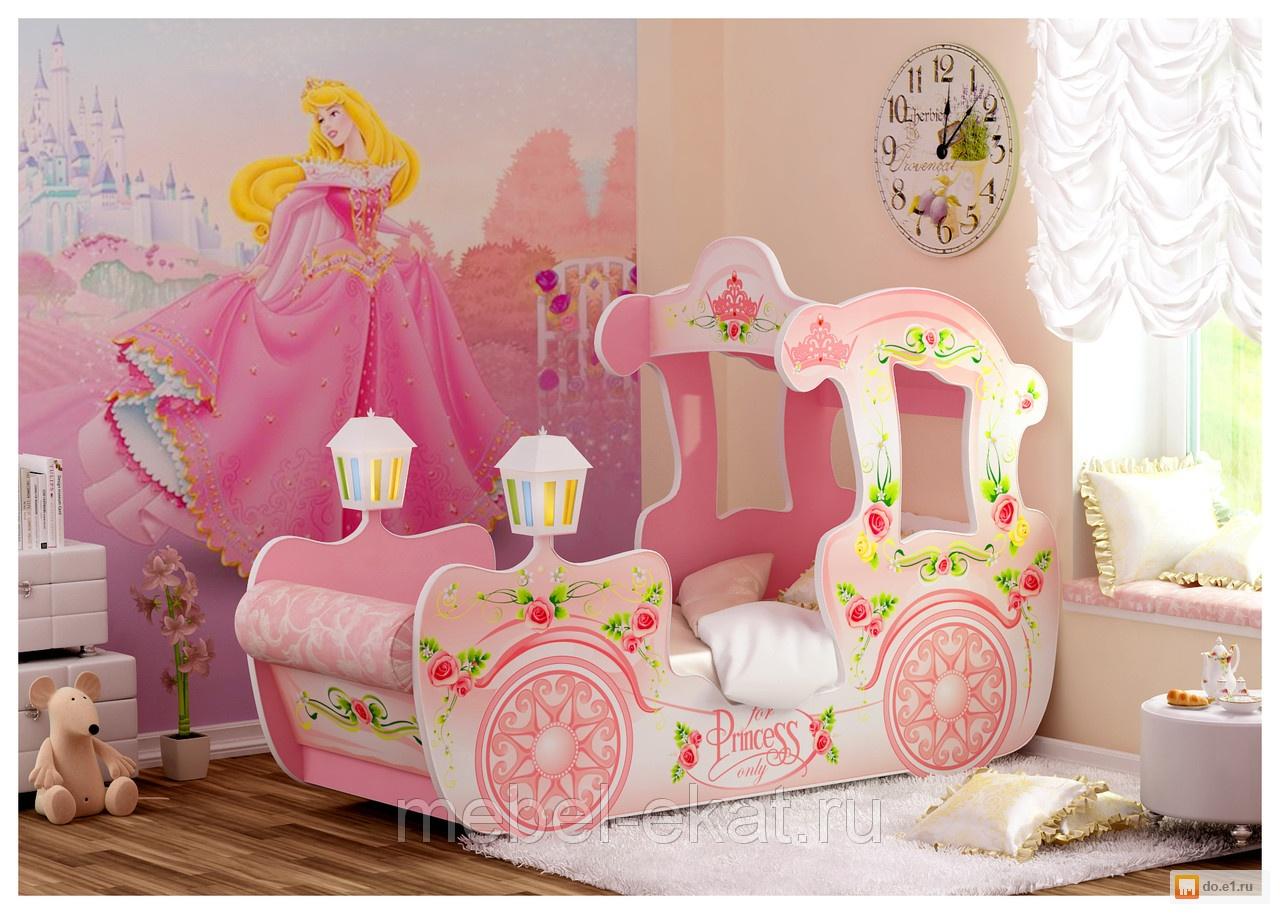 Кровати детские для девочек фото