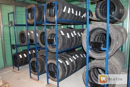 хранение шин как бизнес