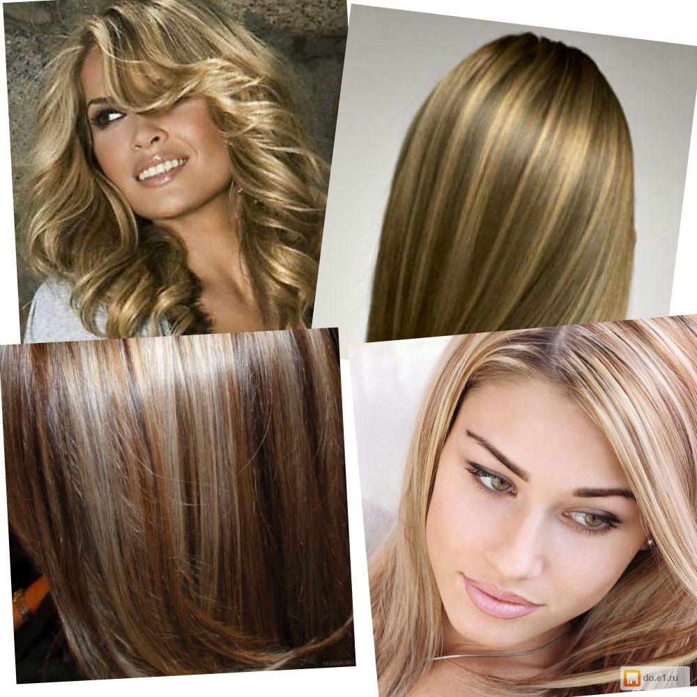 Чем мелирование волосы в домашних условиях 73