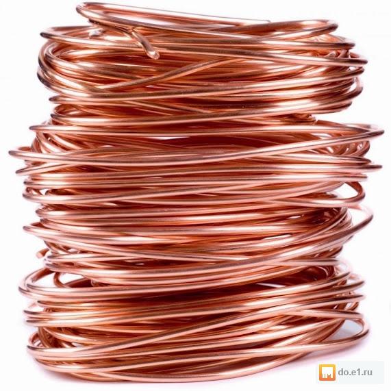 Цена на медь - Прием металлолома