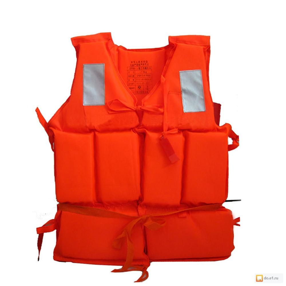 Спасательный жилет для лодки своими руками
