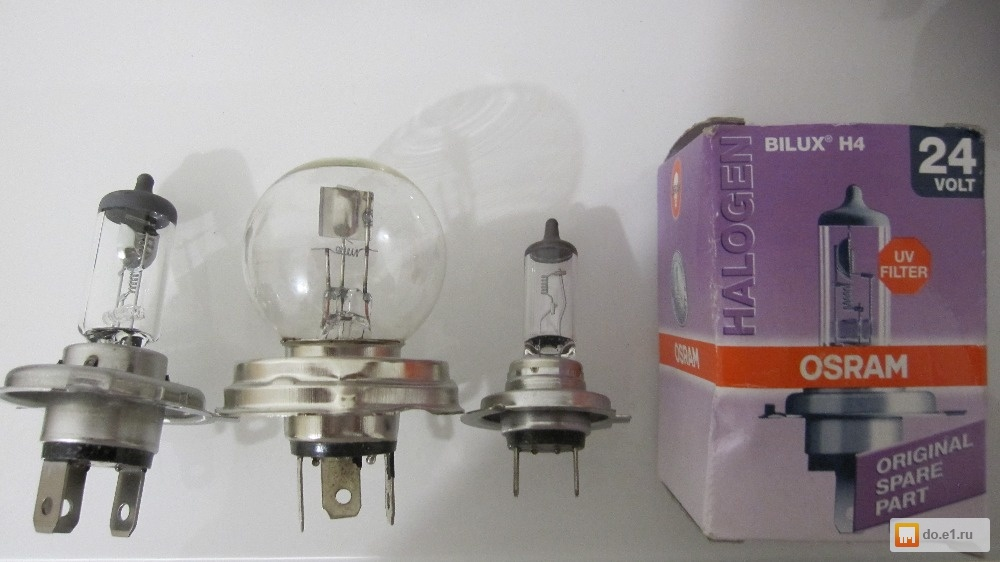 Автомобильные лампы, светодиоды, ксенон на... 12 и 24 вольт, Екатеринбург - E1.ОБЪЯВЛЕНИЯ