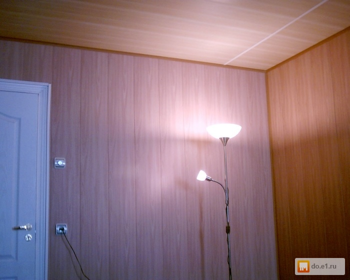 Отделка мдф панелями комнату своими руками