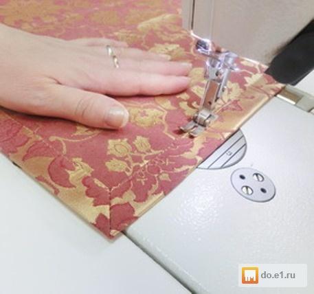 Скатерти пошив своими руками