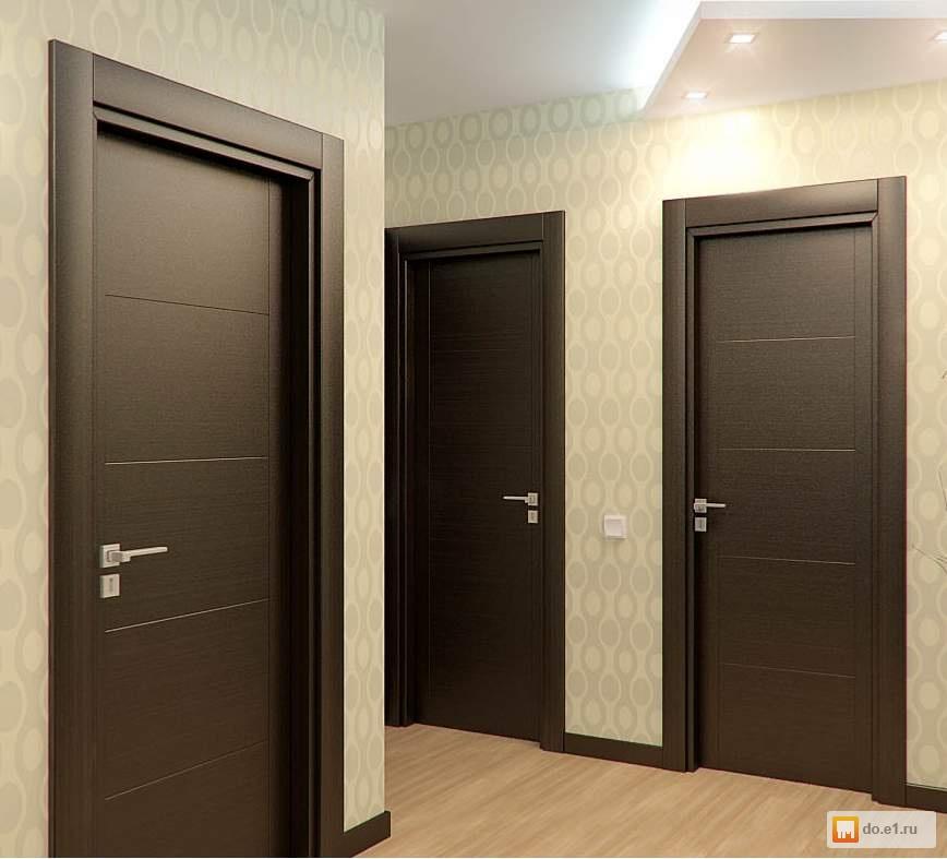 Коридорная дверь своими руками