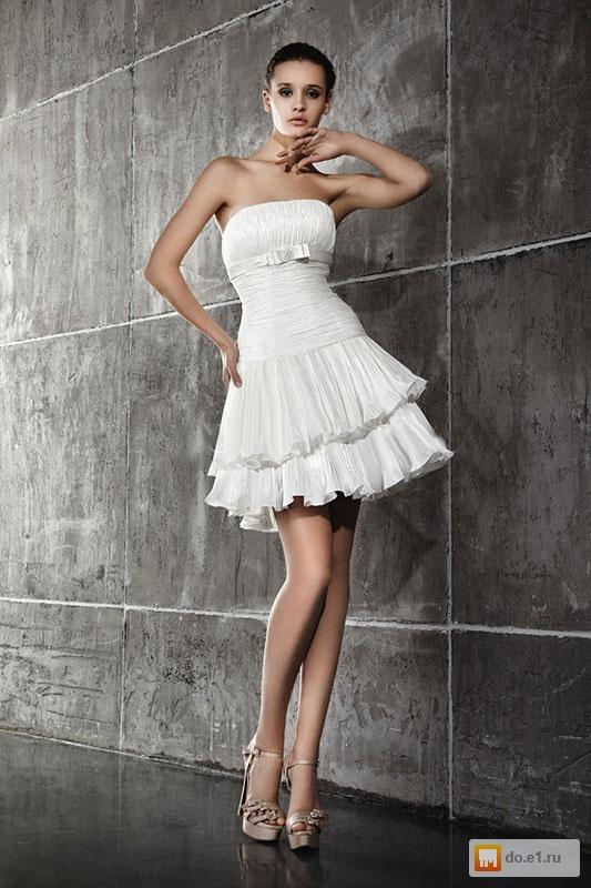 Свадебное платье-трансформер б/у, фото. Цена - 5000.00 руб