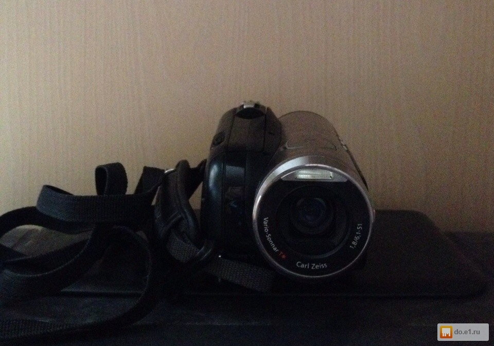 Видеокамера Sony HDR-HC3.,