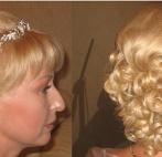 свадебные прически красноуфимск