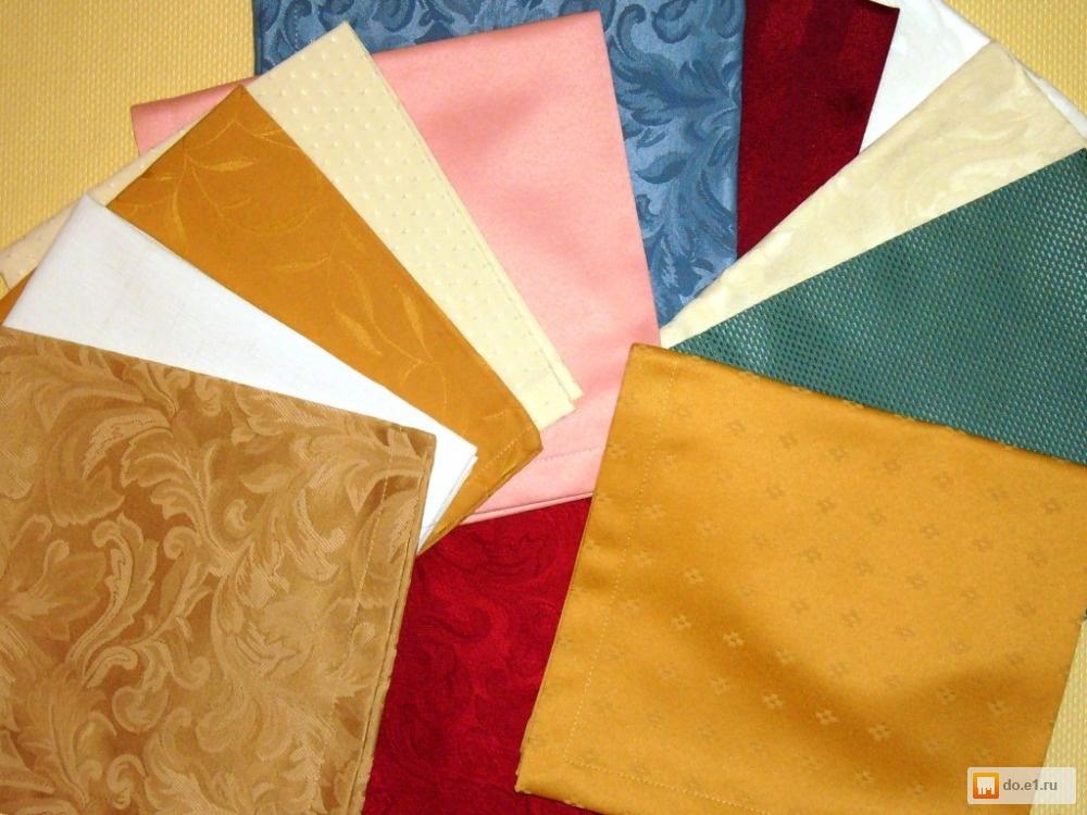 Тканевые салфетки для стола своими руками