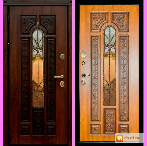 двери металлические н