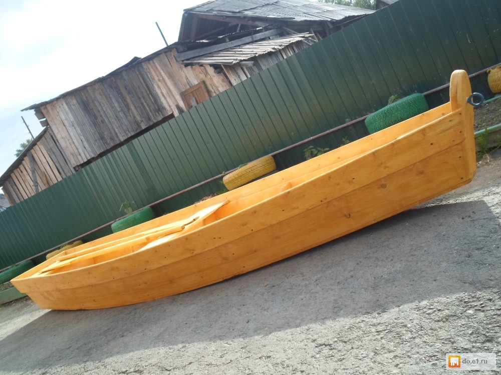 куплю деревянную лодку в екатеринбурге