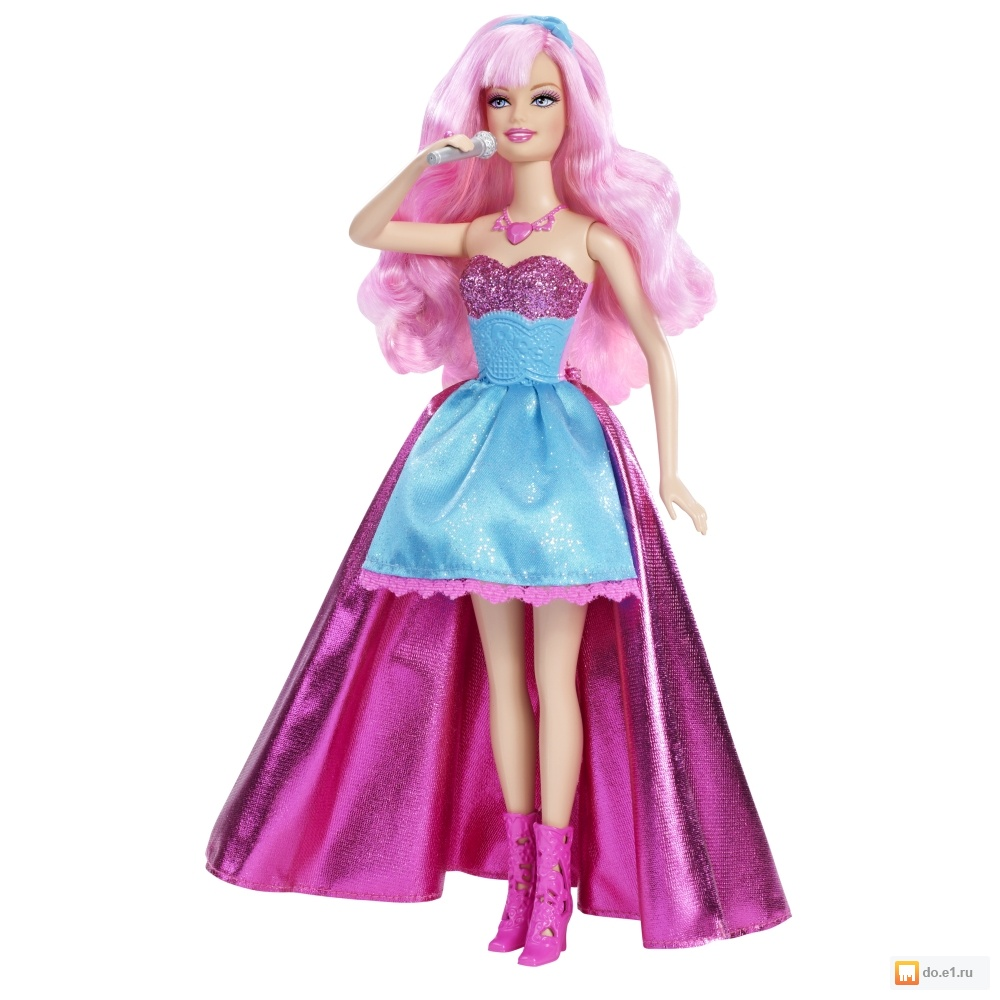 Куклы принцесса и поп звезда 4 фотография